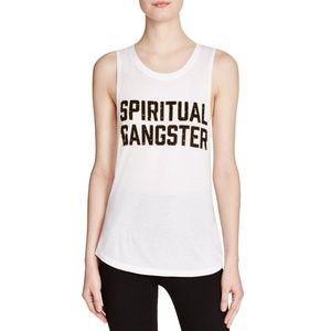 Spiritual Gangster Mini Star Fill Muscle Tank